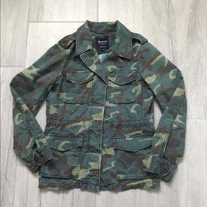 Madewell Camo Jacket